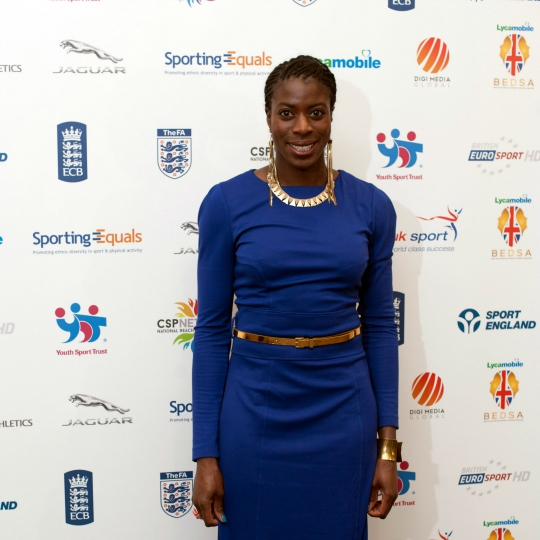 Christine Ohuruogu MBE will officially open nominations for BEDSA 2016